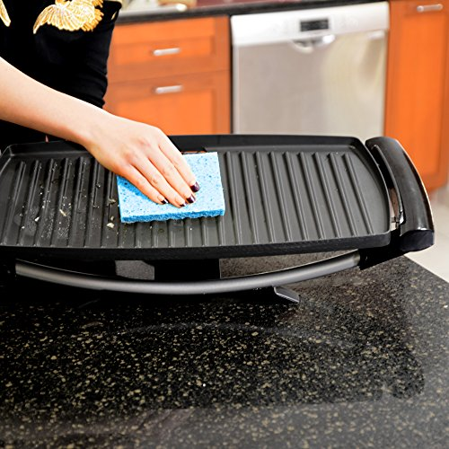 Best Electric Grills Outdoor ~ George foreman gfo r indoor outdoor electric grill