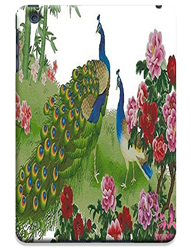 Fantastic Faye Cell Phone Cases For Ipad Mini No.17 The Beautiful Design With Various Lovely Peacock And Paintings Of Proud As A Peacock