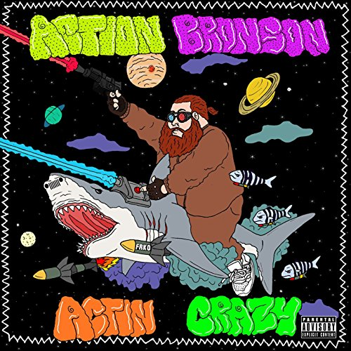 Action Bronson-Actin Crazy-WEB-2015-LEV Download