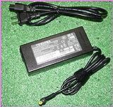 TC603 【ダブルIC・フェライトコア付・AC】 東芝 Toshiba dynabook AX,CX,PX,TXシリーズ用 19V/3.95AC アダプター