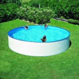 Schwimmbecken Rundpool Pool Como 3,50 x 1,50m