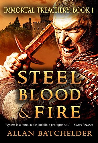 Steel, Blood & Fire by Allan Batchelder ebook deal