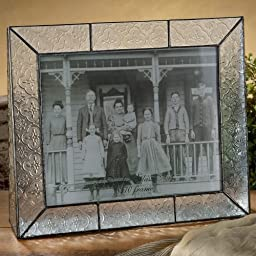 J Devlin Photo Frame 8x10 Horizontal Vintage Glass