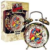 Wolverine - Comic Print Alarm Clock