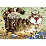 Paul Lamond Cats Life Puzzle (1000-Piece)