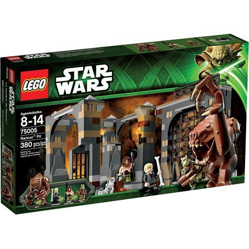 LEGO Star Wars Rancor Pit Play Set (Lego Marvel Key compare prices)