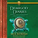 The Heroes of Olympus: The Demigod Diaries Audiobook by Rick Riordan Narrated by Rick Riordan, Nick Chamian, Jesse Bernstein, Joshua Swanson, Aaron Groben