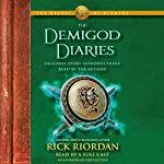 The Heroes of Olympus: The Demigod Diaries | Rick Riordan