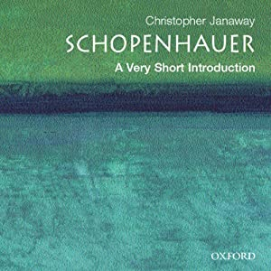 Schopenhauer: A Very Short Introduction Audiobook