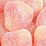 Haribo Gummi Peaches: 5LBS