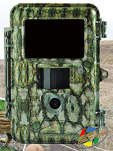 100 Ft, 10Mp, Hd Video, Long Range 2013 Scoutguard Trail Game Hunting Camera Sg968K-10M