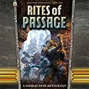 Rites of Passage: A Warmachine Anthology (       UNABRIDGED) by Oren Ashkenazi, Darla Kennerud, Aeryn Rudel, Douglas Seacat, William Shick, Matthew D. Wilson Narrated by Bryan Reid, Mike Ortego