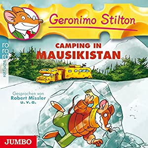Camping in Mausikistan (Geronimo Stilton 12) Hörspiel