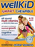 Vitabiotics Well Kid Smart Mulivitamins All Natural Flavours 30 Chewable Tablets