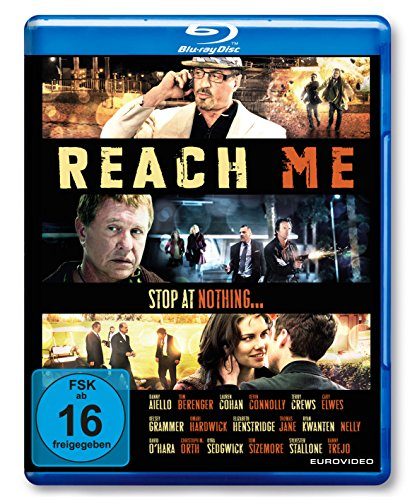 Reach Me - Stop at Nothing [Blu-ray]