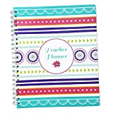 bloom daily planners Teacher Lesson Planner (undated) (+) Cute and Colorful Teacher Planner (+) Elementary/Middle School Planner (+) High School Teacher Agenda (+) Lesson Plan Book (+) Academic Year Undated Planner