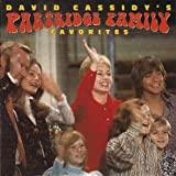 DAVID CASSIDY'S PARTRIDGE FAMILY FAVORITES CD