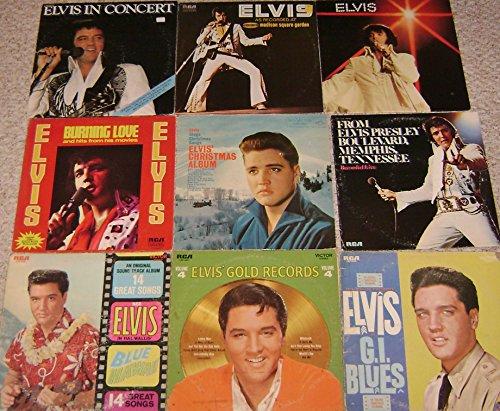 Elvis Presley - Elvis Presley Burning Love - Zortam Music
