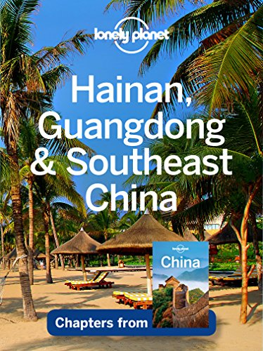 Lonely Planet Hainan Travel Guide