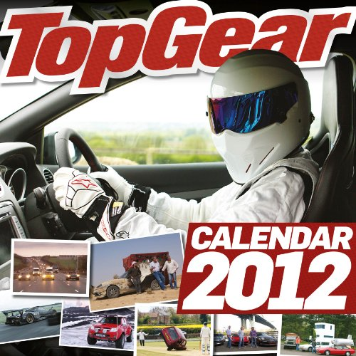 Official Top Gear Calendar 2012