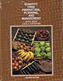 img - for Quantity Food Production, Planning, and Management, 2nd Edition, Plus, Managing Quantity Food Operations, 2nd Edition Student Workbook (2 Books) book / textbook / text book