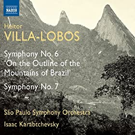 "Symphony No. 6, ""On the Outline of the Mountains of Brazil"": II. Lento"