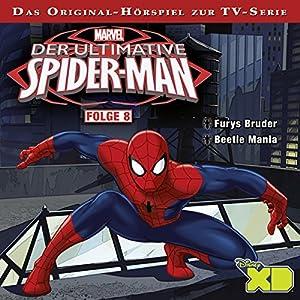 Der ultimative Spiderman 8 Hörspiel