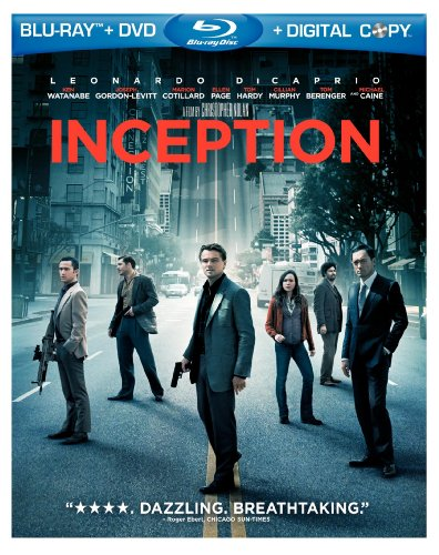 61yfWfT9ggL. SL500  Inception Blu Ray Review