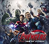 img - for Marvel's Avengers: Age of Ultron: The Art of the Movie Slipcase book / textbook / text book