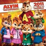 2011 Alvin & The Chipmunks Calendar