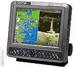 YAMAHA(ヤマハ) 8.4型GPSアンテナ内蔵プロッタ魚探 2周波 600W YFH V-084-F66i-W ワイドスキャン