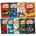 How to Train Your Dragon Pack, 9 books, RRP �53.91 (Includes FREE Hiccup the Viking collector cards).