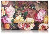 Jessica McClintock Nora Large Envelope Clutch, Floral