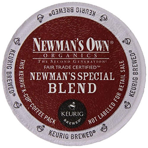 Newman's Own Organics Special Blend Extra Bold K-cups 80 Count. (K Cup Coffee 80 Count compare prices)