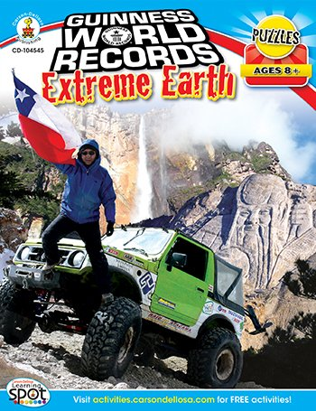 Extreme Earth Guinness World R - 1