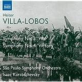 V 2: Symphonies Nos. 3 & 4