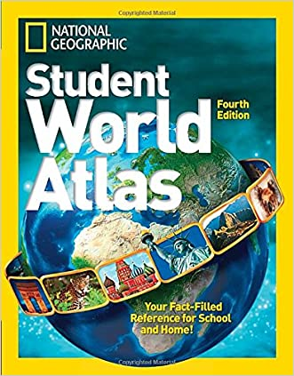National Geographic Student World Atlas written by National Geographic