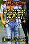 Her Unbridled Cowboy (Harland County...