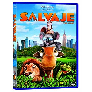 Salvaje (The Wild) [DVD]