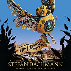 The Peculiar Audiobook