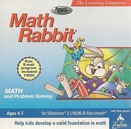 Math Rabbit Ages 4-7