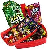 Halloween Horror Treasure Box mit Süßigkeiten (41-teilig)