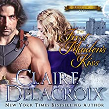 The Frost Maiden's Kiss: The True Love Brides Book 3 (       UNABRIDGED) by Claire Delacroix Narrated by Saskia Maarleveld