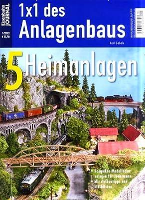 Eisenbahnjournal - Anlagenbau & Planung [Jahresabo]