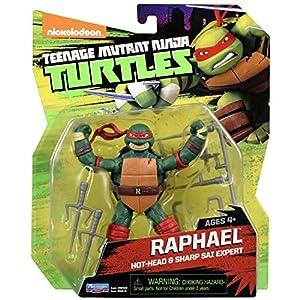 Teenage Mutant Ninja Turtles New Deco Raphael Figure [並行輸入品]
