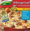 Knorr Fix für Wikingertopf mit Hackbällchen, 23er Pack (23 x 300 ml) von Knorr bei Gewürze Shop