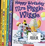 Mrs. Piggle-Wiggle 5-Book Collection: Mrs. Piggle-Wiggle, Hello Mrs. Piggle-Wiggle, Mrs. Piggle-Wiggle's Magic, Mrs. Piggle-Wiggle's Farm, & Happy Birthday Mrs. Piggle-Wiggle (Mrs. Piggle-Wiggle) (0545518601) by Betty MacDonald