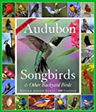 Audubon 365 Songbirds & Other Backyard Birds 2008 Calendar (Picture-A-Day Wall Calendars)
