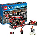 LEGO City Great Vehicles 60084: Racing Bike Transporter