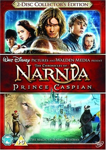 The Chronicles of Narnia: Prince Caspian (2 Disc Special Edition) [DVD]